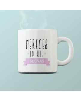MERECES LO QUE SUEÑAS ESTRELLAS