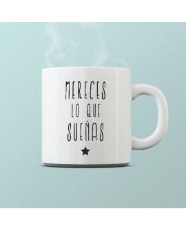 MERECES LO QUE SUEÑAS -BLACK-